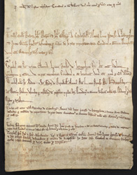 The Obituary Roll Of Lucy, First Prioress Of Hedingham tituli 115-121